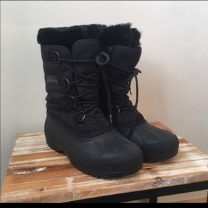 Kamik Shoes - Women's Kamikaze Winter Ski Snow boots